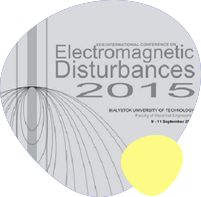 XXIII International Conference on Electromagnetic Disturbances EMD'2015 Bialystoke, Lenkija
