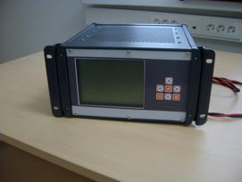 Įžemėjusio fiderio nustatymo  pagal pradinio vyksmo registracijas prietaisas  EDD-100
